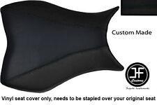 Vinilo Negro Personalizado Para Honda CBR 1000 RR 08-11 Fireblade Cubierta de asiento solamente