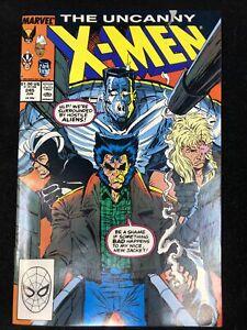 Uncanny X-Men #245 (Marvel 1989) Wolverine ~ 8.0 VF