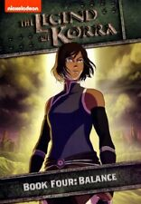 Legend of Korra: Book Four - Balance DVD