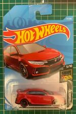 Hot Wheels 2018 Honda Civic Type R Red Nightburnerz Number 171 New and Unopened