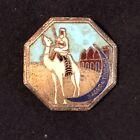 Original WWII French Sahara Badge Company Meharist Saoura Tindouf