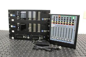 Meyer Sound LX-300 Matrix 3 Processor, Expansion Unit, Storage Array & Mixer