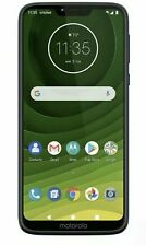 BRAND NEW MOTO G7 SUPRA  XT1955-5 CRICKET 32GB MARINE BLUE Unlocked To Cricket!!