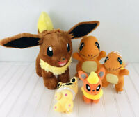 Authentic Pokemon Plush Build A Bear BAB - lot of 5 collectibles Eevee