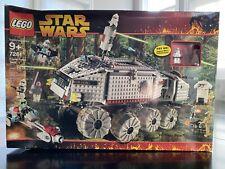 Star Wars Lego 7261 Clone Turbo Tank New, Unopened
