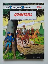 EO 1994 (comme neuf) - Les tuniques bleues 36 (Quantrill) - Lambil & Cauvin