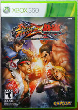 Xbox 360 Game - Street Fighter X Tekken