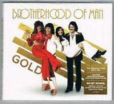 Brotherhood Of Man - Gold, 3er CD mit 60 Titel / CD Neuware