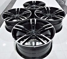 "18"" M3 STYLE STAGGERED WHEELS RIMS FITS BMW 1 3 4 5 SERIES X3 X4 Z3 Z4 5480"