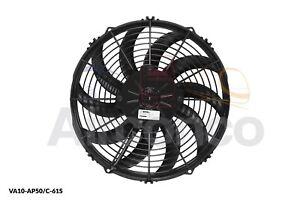 "Spal Axial Fan, VA10-AP50/C-61S, 12v (Push) 12.0"" (305mm) - Genuine Product"