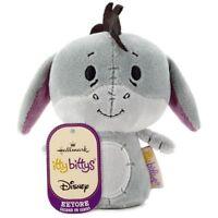Disney Winnie the Pooh Eeyore Hallmark itty bitty bittys Plush Stuffed Animal