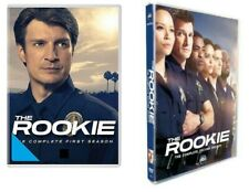Rookie: Complete Seasons 1-2 (DVD, 8-Disc Set) Free and Fast Shipping!