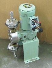 IWAKI LK-42S6-02 1.7/2.0 L/MIN .8 MPa .2KW (1/4 HP) 200/220V 3PH METERING PUMP