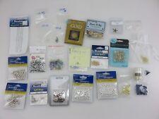 Various Beading Supplies 25pc Assortment Lot#11