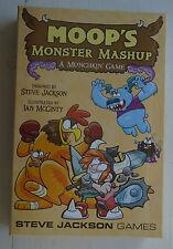 Munchkin jeu de carte: MOOP monstre de mashup