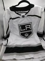 NEW Adidas Los Angeles L.A. Kings Authentic White Road JERSEY MEN'S size 50 M