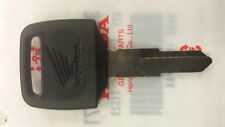 GENUINE OEM HONDA MOTORCYCLE KEY BLANK 1985 1986 VT1100C VT 1100 C 1100C SHADOW