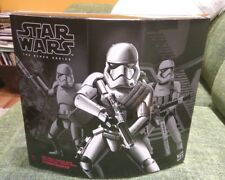 "star wars STORM-TROOPER FIGURA the black series 6"" SOLDADO first order 2017"