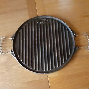 GARCIMA Guison cast iron griddle 31cm used