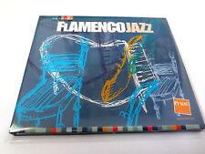 """CD """"FLAMENCO JAZZ"""" CD 12 TRACKS COMO NUEVO DIGIPACK"""