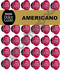 Dolce Gusto Americano Coffee Pods 100 Capsules 100 Drinks Sold Loose