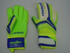 Reusch Soccer Goalie Gloves Serathor PRIME M1 SZ 9 #3770135S SAMPLES