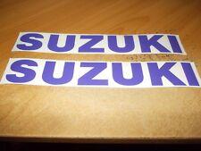 SUZUKI    TANK  DECALS IN  PURPLE  ,GSXR  ,GS / BANDIT  ,UK FREEPOST.
