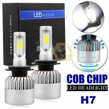 2x Upgrade H7 LED Lamp 120W 25000LM LED Headlight kit Bulbs Globes Canbus