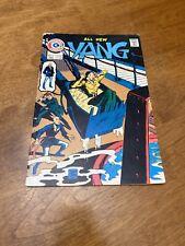 Charlton Comics YANG #6