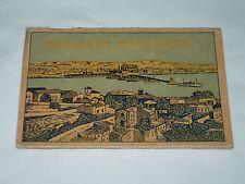 Vintage Palma de Mallorca 14 Postcard Set Booklet Souvenir c 1930s Spain
