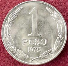 Chile 1 Peso 1975 (D1004)