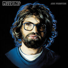 "MELVINS - Joe Preston 12"" Vinyl LP with Poster and DL - SEALED - New Copy KISS"