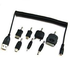 OTB USB Ladekabel Handy Universal 7-teilig