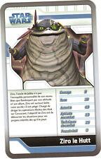 Star Wars - Top Trumps - The Clone Wars - ZIRO LE HUTT