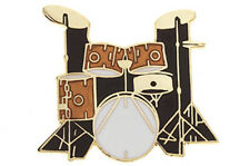 5-Piece Drumset Pin (gold)