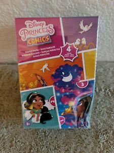 Disney Princess Comics Perfect Pairs Jasmine New Disney Princess Comics 4 Pieces