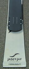 Jasey Jay 174cm Cypress Race Snowboard with Matching Plate !