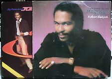 2 RECORD LP RAYDIO RAY PARKER JR. A WOMAN NEEDS LOVE TWO PLACES AT THE SAME TIME
