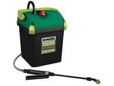 Ronseal Battery Precision Finish Power Sprayer 37322 Fence Shed Treatment