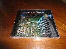 KAMBINO - Breeding Grounds San Diego Rap CD - K-Dubb Red Rum J-Six B-Dat