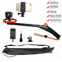 Portable Swivel Selfie Stick Mount Holder For GoPro SJCAM Xiaomi Yi Sony Camera