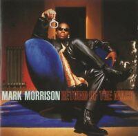 MARK MORRISON return of the mack (CD, album) contemporary RnB/swing, very good