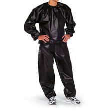 Heavy Duty Sweat Sauna Suit Exercise Gym Suit Fitness Weight Loss Anti-Rip