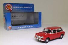 Vanguards VA05602; Austin 1300 Estate; Flame Red; Very Good Boxed