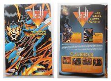Event numero 1, ASH, Aprile 2000, Cult Comics, vigili del fuoco