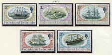 FALKLAND ISLANDS  192 - 196  Beautiful Mint  NEVER  Hinged  Set  AG