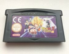 Dragon Ball Z The Legacy Of Goku II für Nintendo GBA DS Game Boy  DE/FR/EN/IT/ES