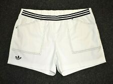 ADIDAS RETRO TENNIS SHORTS OLDSCHOOL VINTAGE THE BUSINESS 70s 80s size D52 LARGE