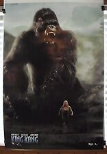 SET OF 2 ORIGINAL DS 1SHT MOVIE POSTERS KING KONG MIGHTY JOE YOUNG VG NN