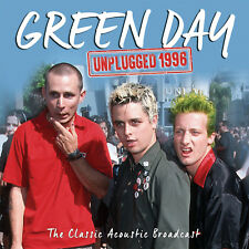 GREEN DAY New Sealed 2018 UNRELEASED 1996 UNPLUGGED LIVE CONCERTS CD